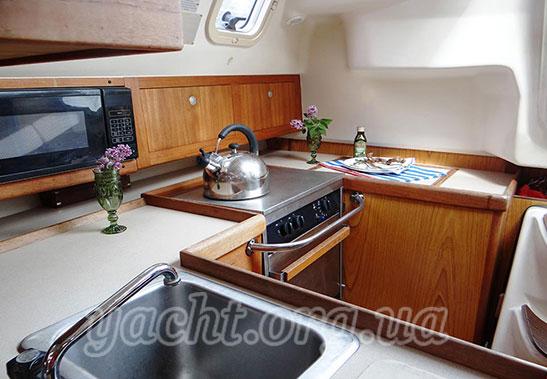 "Яхта ""Хантер 320"""